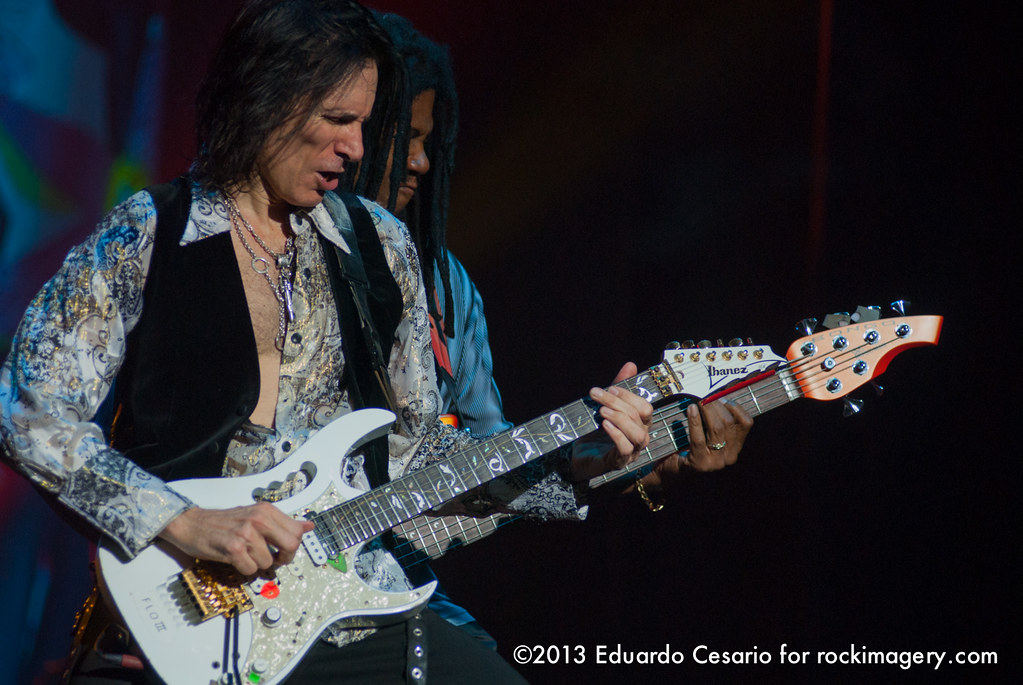 Steve Vai - The Story Of Light Tour