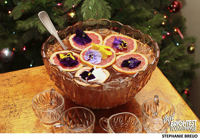 Holiday Cocktail Punch Recipes Photos DC Brightest Young Things3