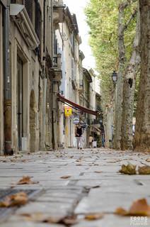 Streets of Uzes