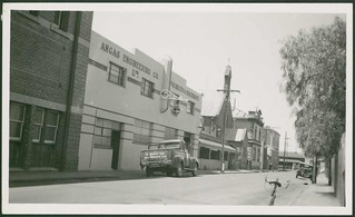 Moore Street, Adelaide, 1953