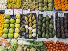 El mercado de Almuñecar- Granada