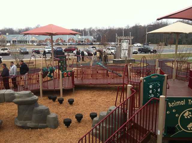 """Can Do"" Too Boundless Playground - Milford, DE"