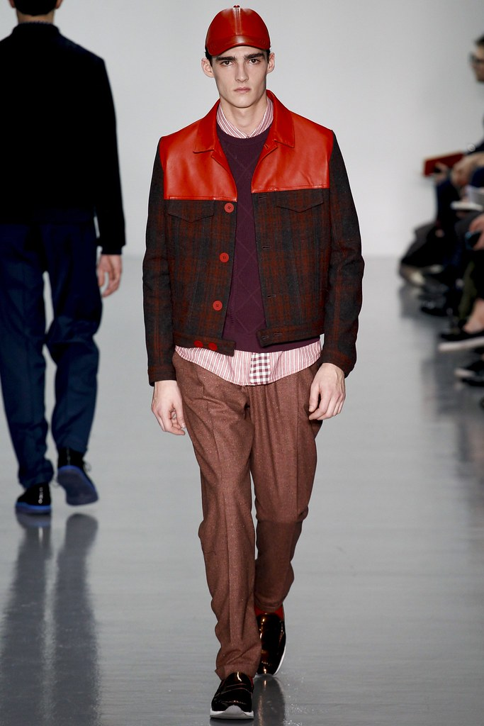 FW14 London Richard Nicoll006_Elliot Vulliod(VOGUE)