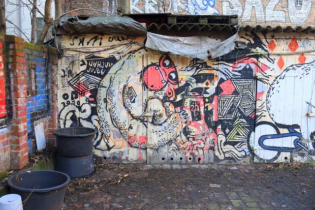 graffiti | sam | berlin
