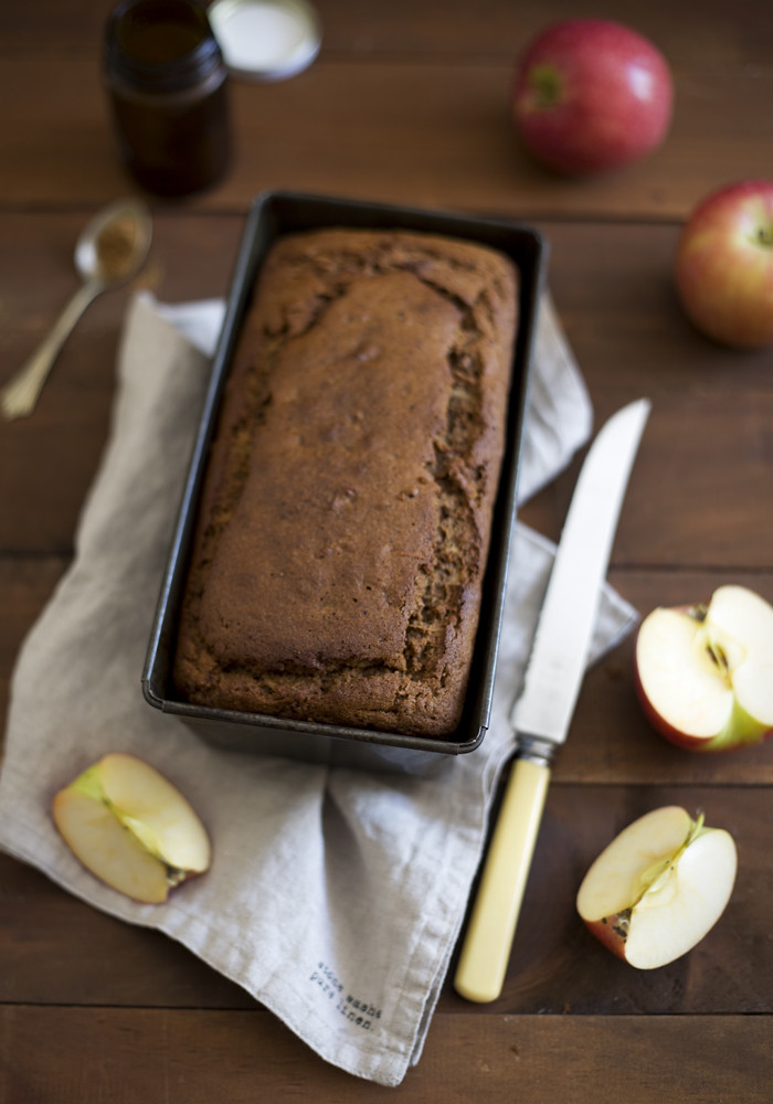 Gluten & Dairy Free Apple Loaf / The Gluten Free Scallywag