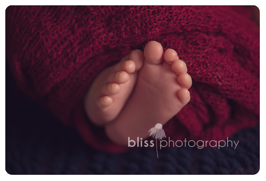 newborn feet bliss photography-2506