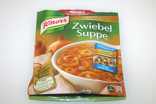 10 - Zutat Zwiebelsuppe / Ingredient onion soup