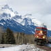 CP 402 @ Canmore, AB by Mathieu Tremblay