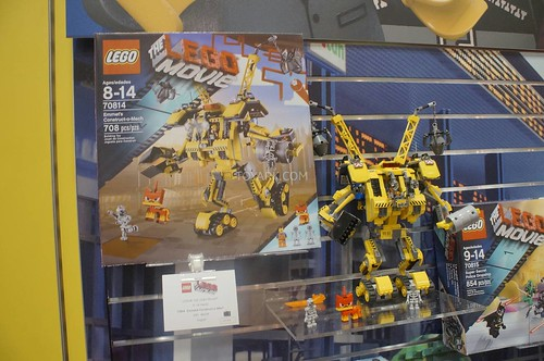 The LEGO Movie 70814