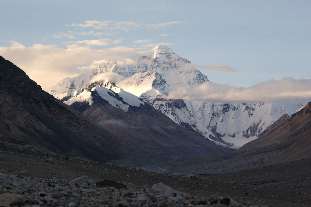 6. Everest. Entrada al Tibet. Autor College of William and Mary