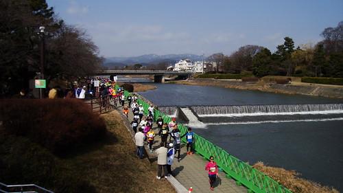 2014/02 京都マラソン2014 #06