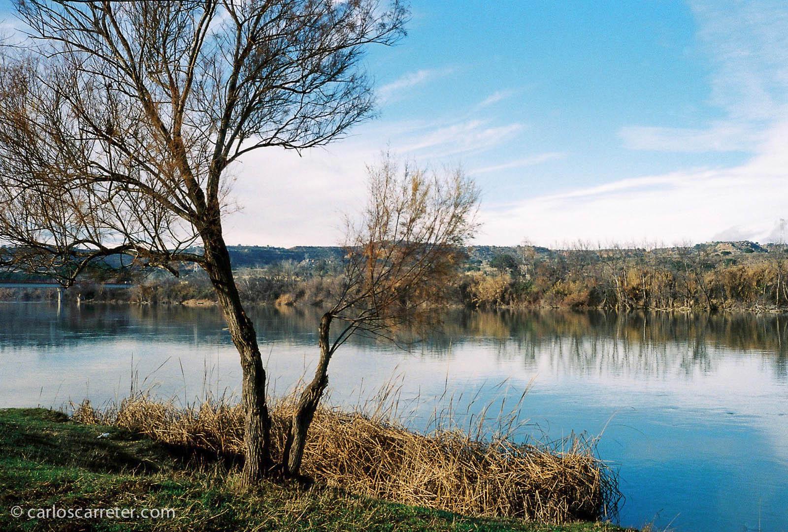 A orillas del Ebro