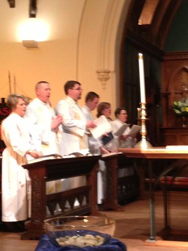 <p>Eucharist</p>
