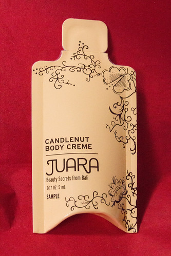 Candlenut body creme