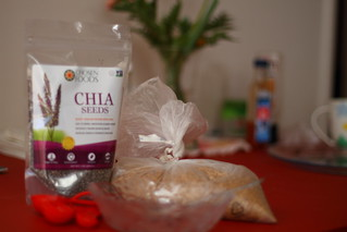 Chia-Flax Cereal 1