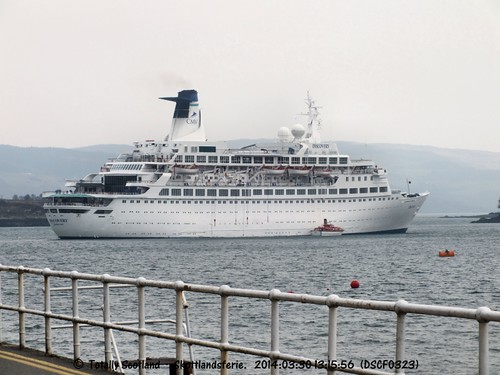 Discovery in Tobermory 4/11