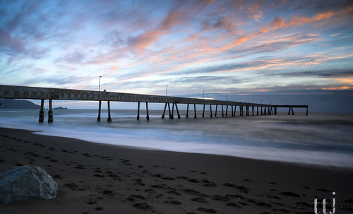 california sunset beach clouds zeiss waves sony pacificocean pacifica pacificapier a7r 100xthe2014edition 100x2014 image16100 variotessartfe2470