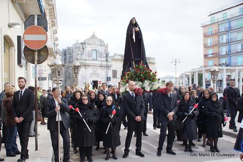 maria addolorata processione