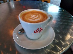 A Canadian Flat White