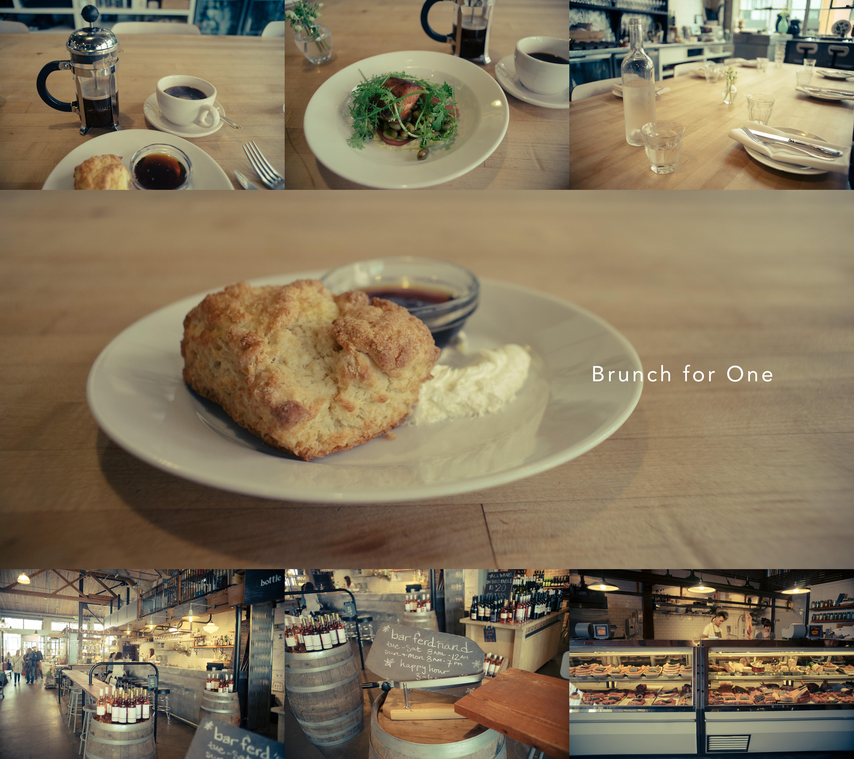 著名的 Sitka and Spruce 餐廳 (一張流)