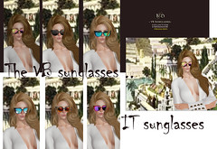 {{BV It sunglasses}} fr {{BSD Design studio}} for the COllective EXCLUSIVES. 60% off ! new at this event