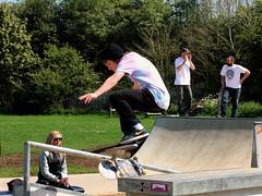 Stonehouse Skatepark Opening