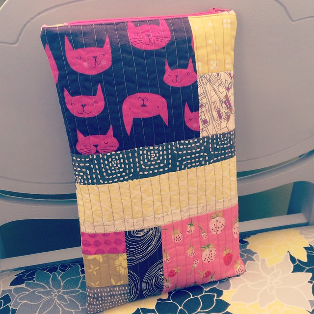 Cross Stitch Project Bag