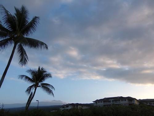 mountain volcano hawaii ハワイ hi bigisland 山 kona maunaloa 火山 ハワイ島 keauhou コナ