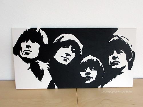 Mount Rushmore Beatles