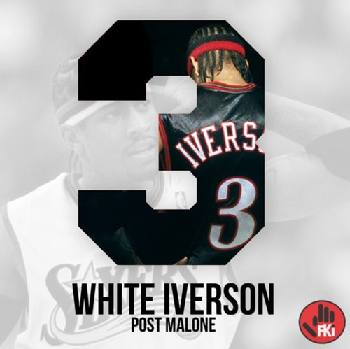 track cover for White Iverson