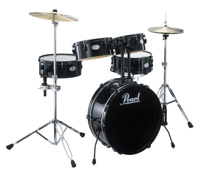 drum set pear rhythm traveler
