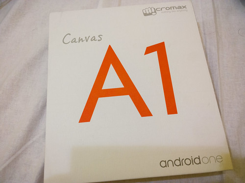 Micromax Canvas A1 1