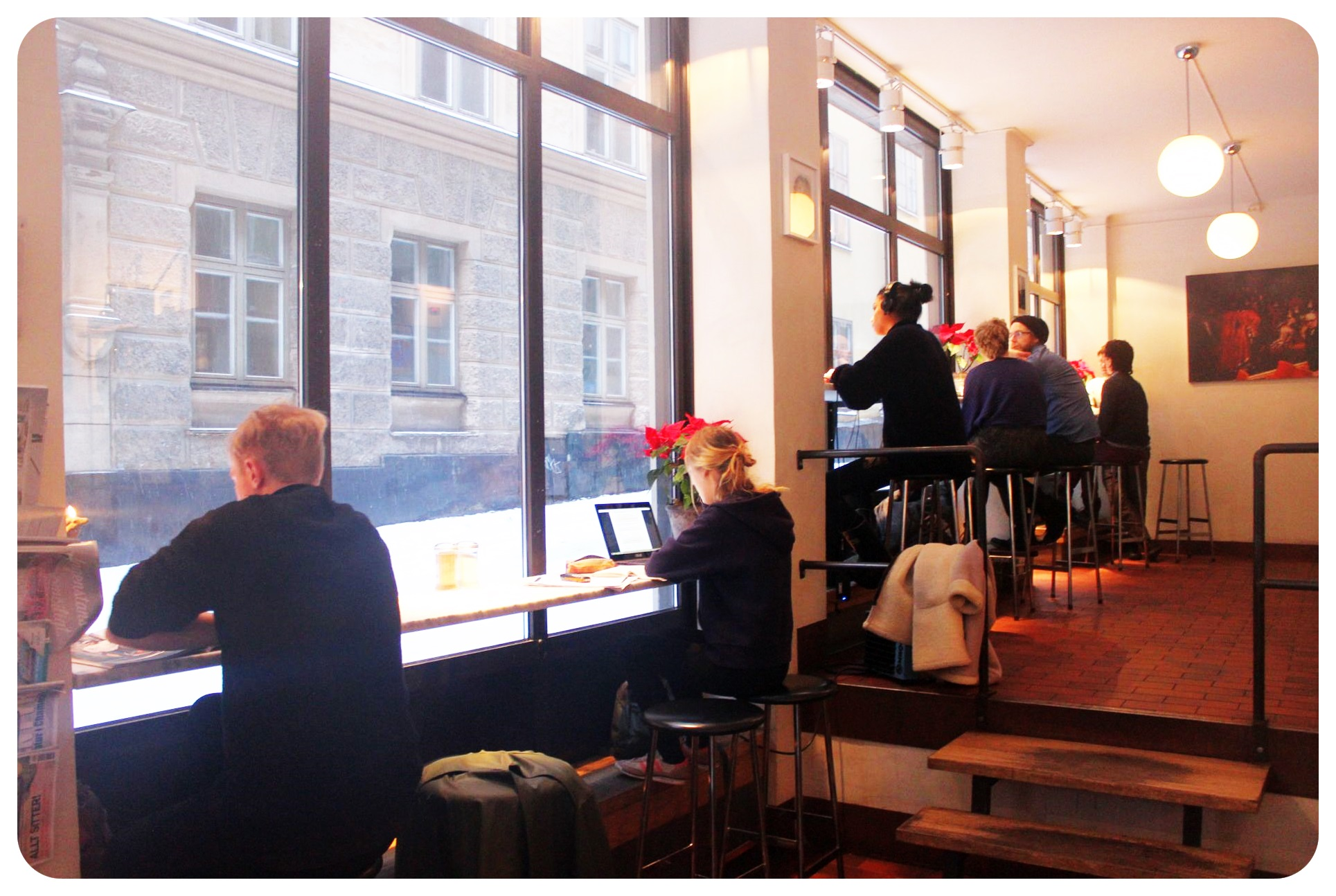kaffe stockholm