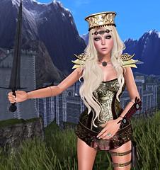 Warrior Princess 1A
