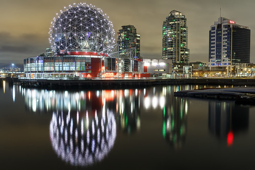 Science World Reflection