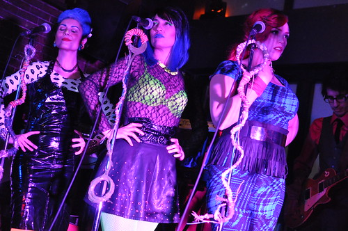 The Peptides at Mercury Lounge