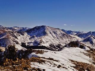 La Plata Peak (14,336)