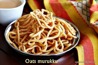 oats murruku