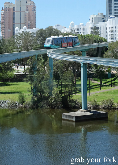 Gold Coast monorail