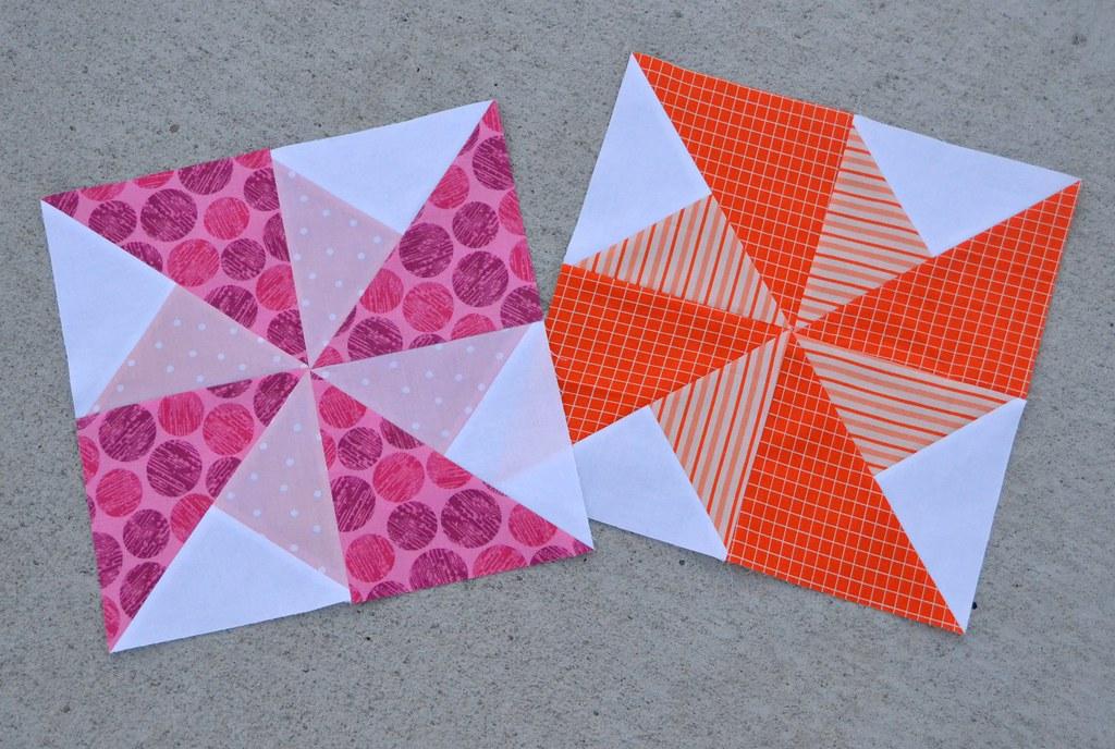 WISH. February Quilt Blocks