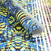 Jewel Wrapping Paper Sheets by Claudia Owen 1