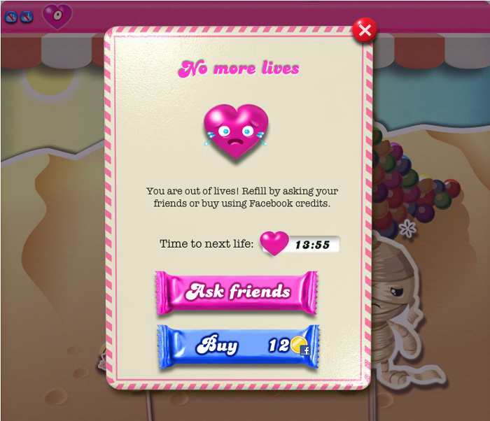 How to Get Extra Lives on Candy Crush