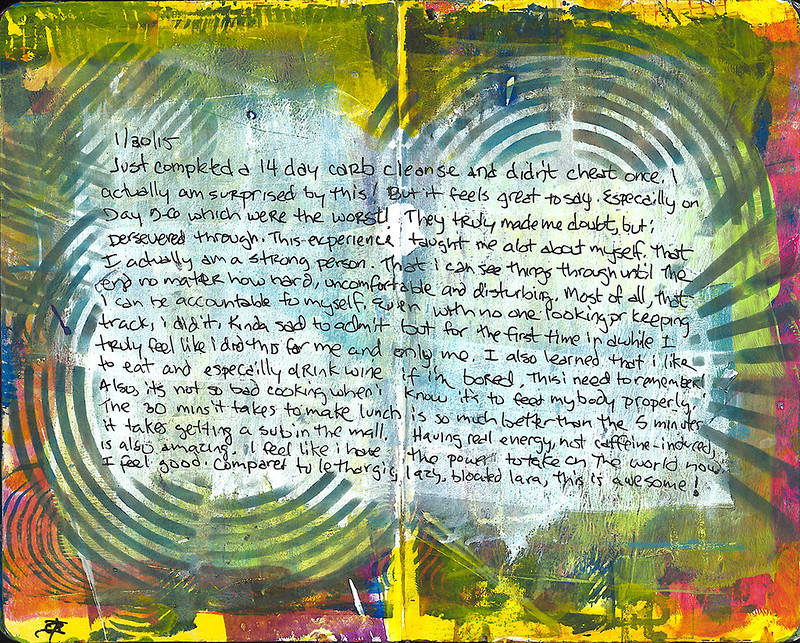 Art Journal - Journallie!