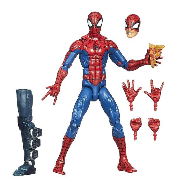 平行世界的蜘蛛人陸續登場!Marvel Legends 2015 蜘蛛人 即將在台灣推出!