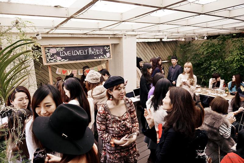 TOKYO LUXEY見面體驗會@Taipei
