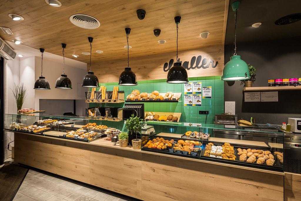 Reforma cafeter a panader a el taller locales comerciales - El taller de pinero ...