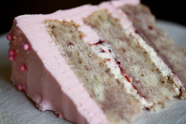 Strawberry Supreme Cake - 63