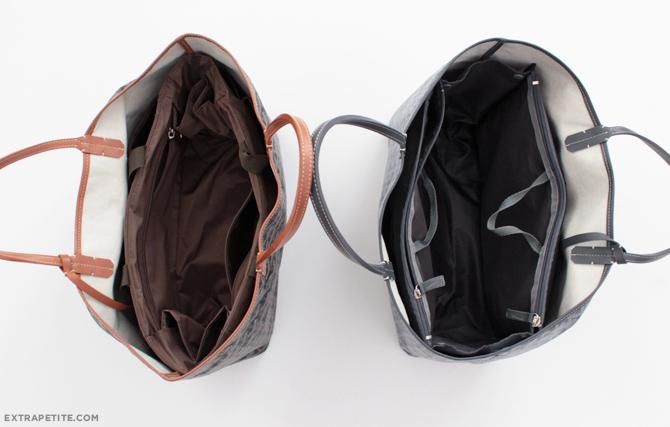 purse organizer inserts goyard st louis pm tote bag