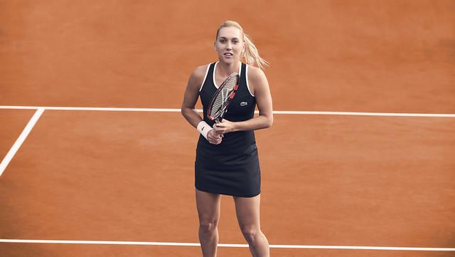 Elena Vesnina Roland Garros 2016 outfit