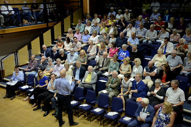 Cranleigh Chamber of Commerce Big EU Referendum Debate